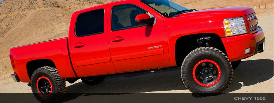 2010 Chevy Tahoe Z71 We carry the full line of KING SHOCKS | Chevy Truck Forum ...