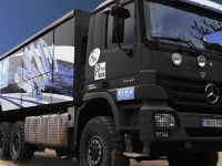 King Shocks debuts class T5 support truck for 2010 Dakar Rally